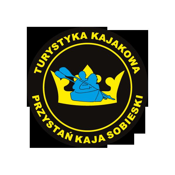 Przystań kajakowa Kaja-Sobieski nad Wkrą